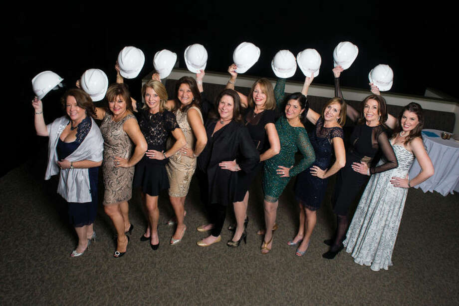 The Stamford Hospital Dream Ball Committee: Ginny Landle, Carol Fedele, Patti Sheinbaum, Lisa Molinaro, Maddy Cohn, Rose Mongillo, Susan Gulliver, Andrea Bass, Beth Weiss and Jamie Krug.