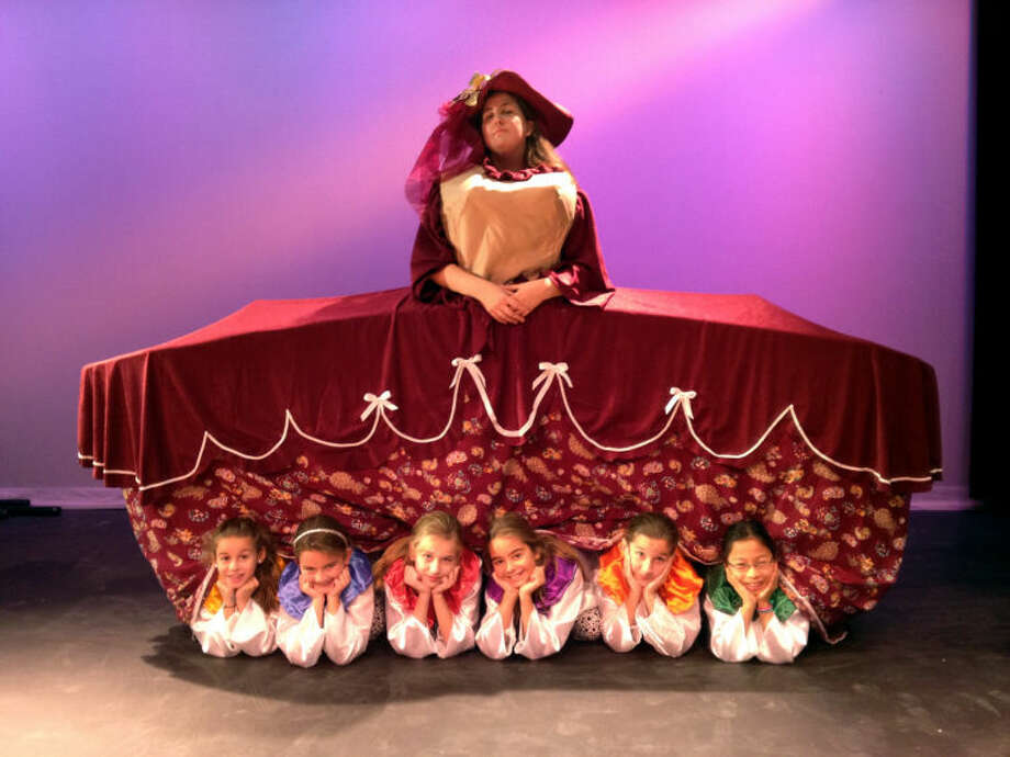 """Scenes from the Nutcracker"" at the Darien Arts Center"
