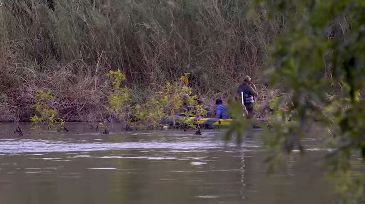 """The Texas Tribune's Bordering on Insecurity project captures rare scenes from the Texas-Mexico border. From a """"coyote"""" moving undocumented workers through the woods to a ride along with a team of U.S. Border Patrol agents, see what it takes to survive on the modern Texas border."""