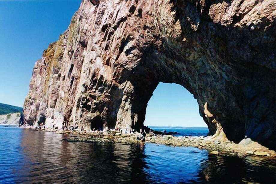 Quebec City (QC) Canada  city images : Québec City, QC, Canada for Geological Wonder, the Perce' Rock ...