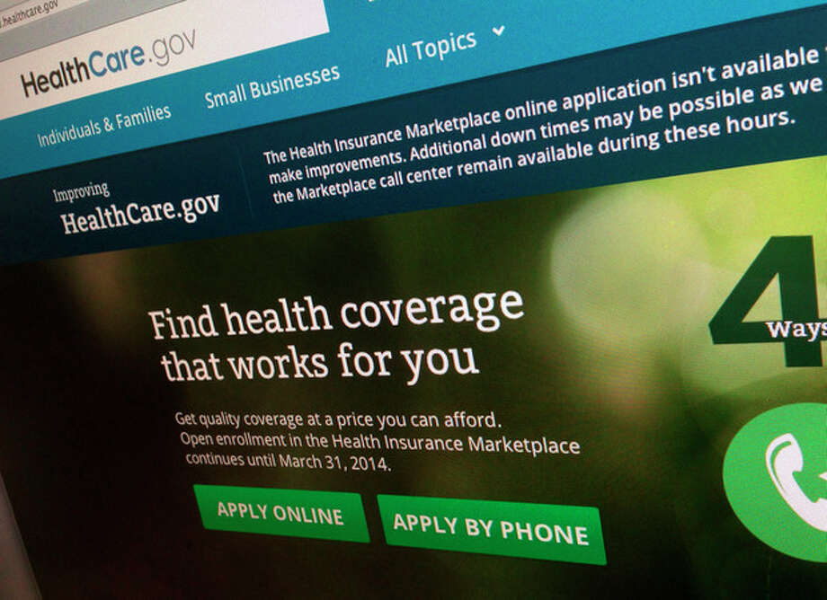 AP Photo / Jon ElswickThe beleaguered health insurance website has had periods of down times as as the government tries to fix the problems. / AP
