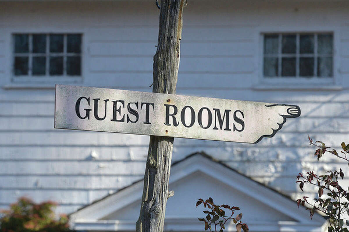 Hour Photo / Alex von Kleydorff If you need directions to the Guest Rooms at Silvermine Tavern.