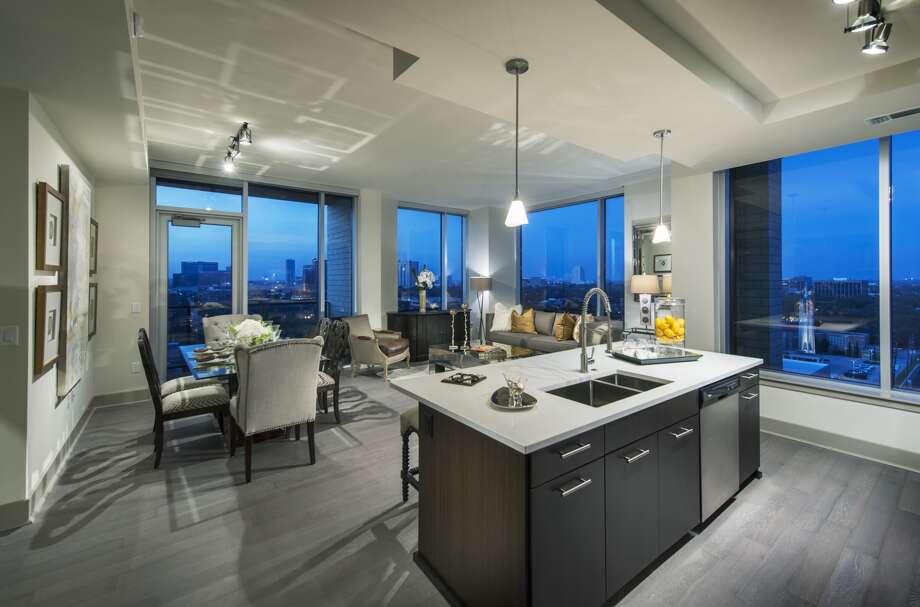 Photo Tour Houston S Standout Apartment Communities