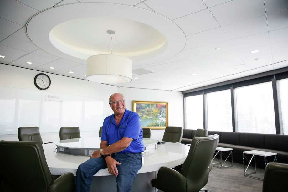 CEO and president of Quanex Building Products Corporation Bill Griffiths Photo: Michael Ciaglo, Houston Chronicle / © 2016  Houston Chronicle