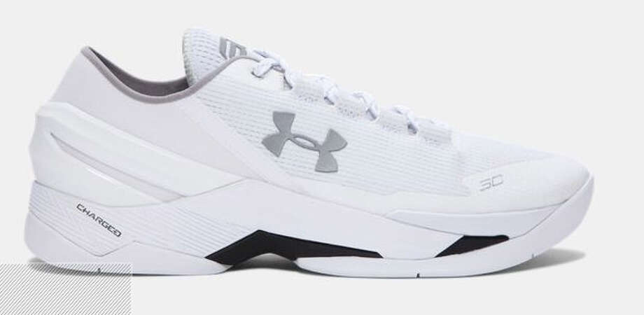 ca4ae012083b Stephen Curry s UA Curry TwoIt s tough to decide if these look like nurses   shoes or