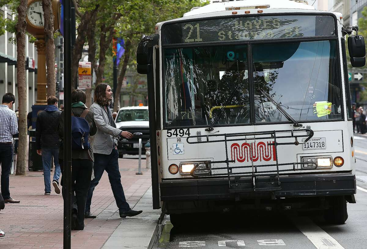 Muni bus fares would increase by a quarter, to $3.25, under a budget proposal that SFMTA directors will decide upon in April.