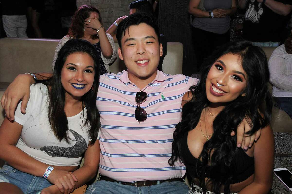 Guests at the semi-finals of the Pride Superstar singing competition at Meteor Wednesday June 15,2016.(Dave Rossman Photo)