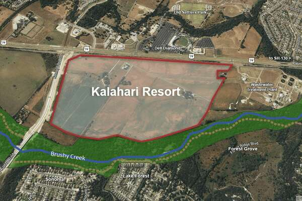 Kalahari Resort and Convention intends on expanding to the Austin suburb of Round Rock.