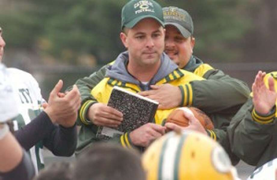 Trinity's Fox steps aside; Crusaders send coach out a winner