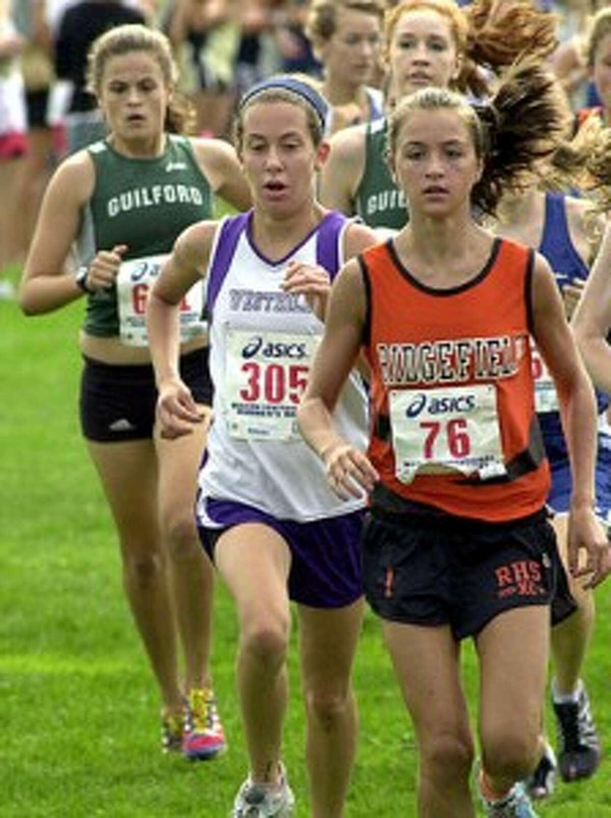 A face to remember - Westhill's Maddie Elkins