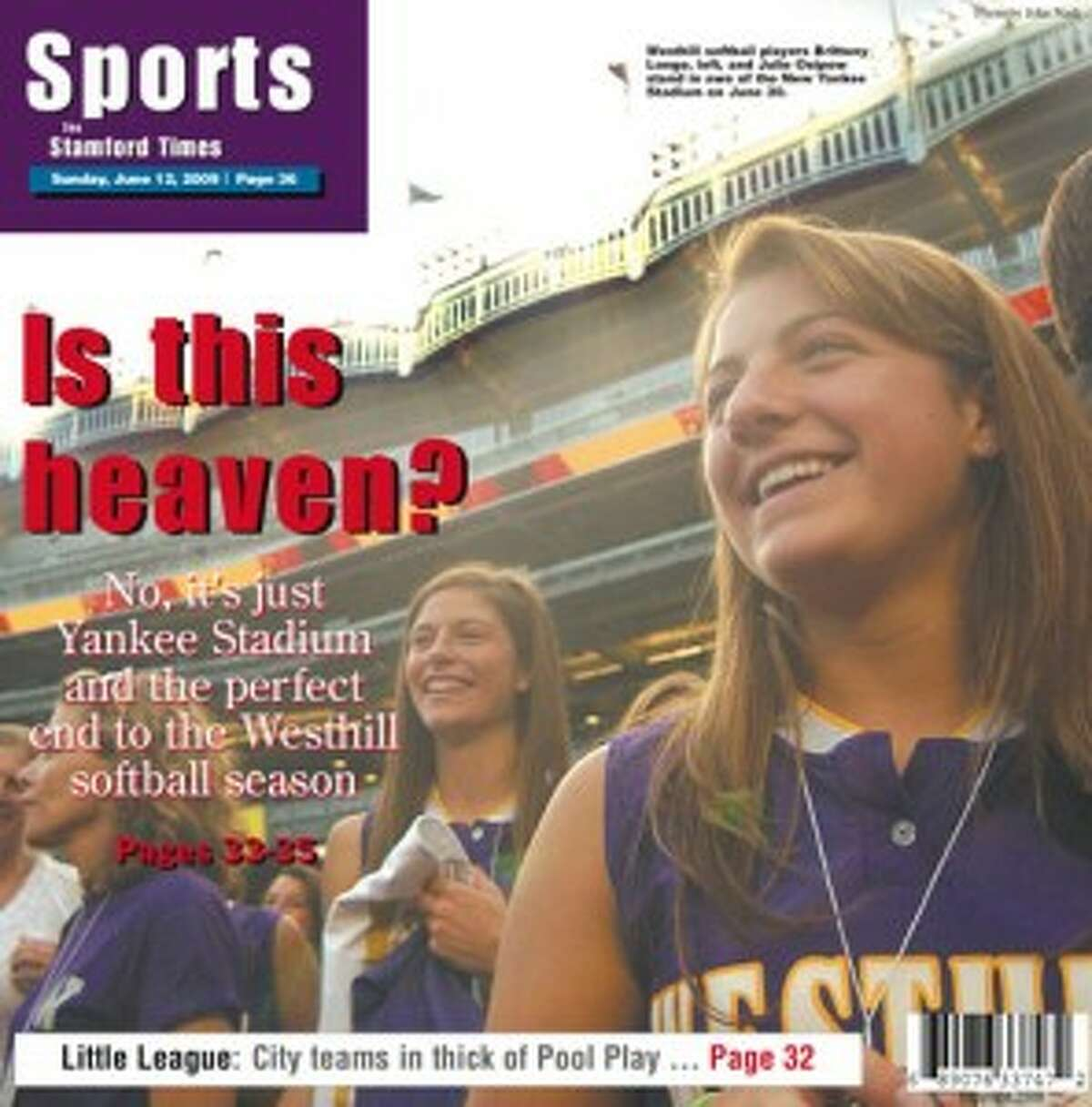 This Week In The Stamford Times (July 12, 2009 edition)