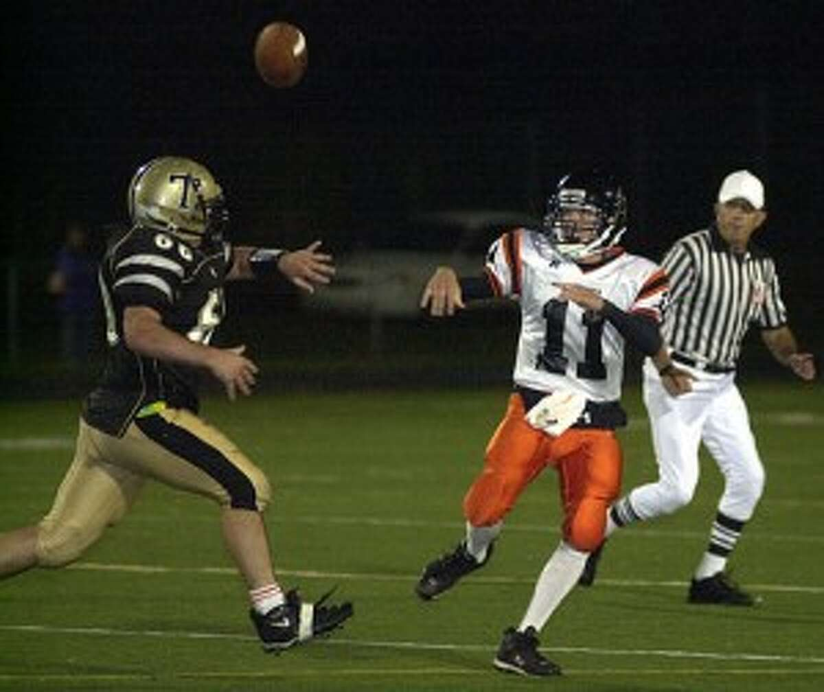 Trumbull 21, Stamford 12 - A post-game potpourri