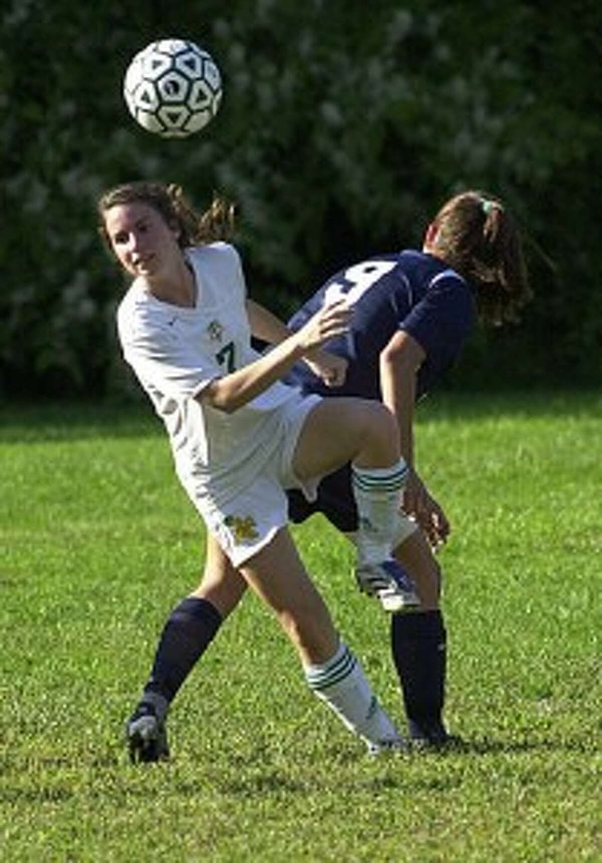 A second win for Trinity girls soccer