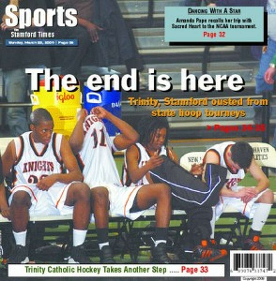 This Week In The Stamford Times (March 22, 2009 edition)