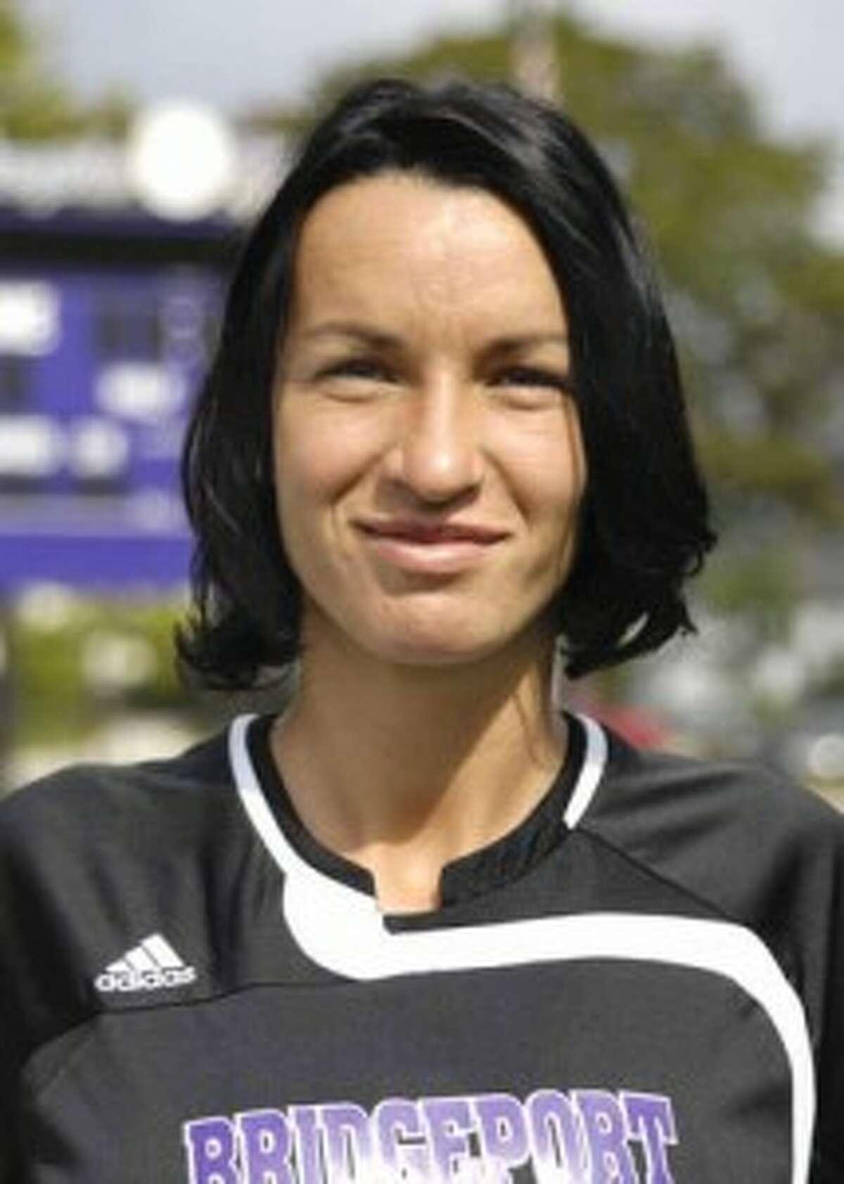 Linda Velaj injured in car accident
