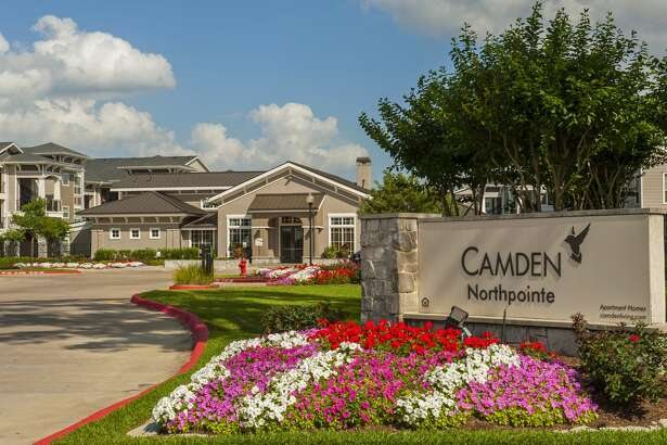 Camden Northpointe - Garden Style with more than 300 units built from 2000 to 2014. 11743 Northpointe Blvd., Tomball, TX 77377