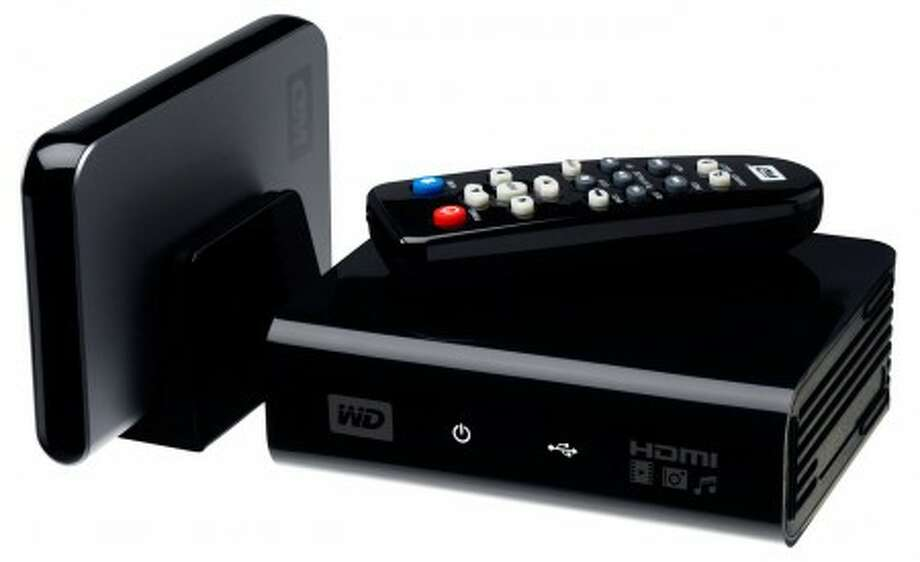 Western Digital (WD) has introduced the WD TV Media Player, a simple way to watch your own content in Full-HD 1080p resolution. With a simple connection using a High-Definition Multimedia Interface (HDMI) or an RCA connection, the unit hooks up to a TV or home theater to display digital photos, play music or videos from a portable USB storage unit. (MCT)