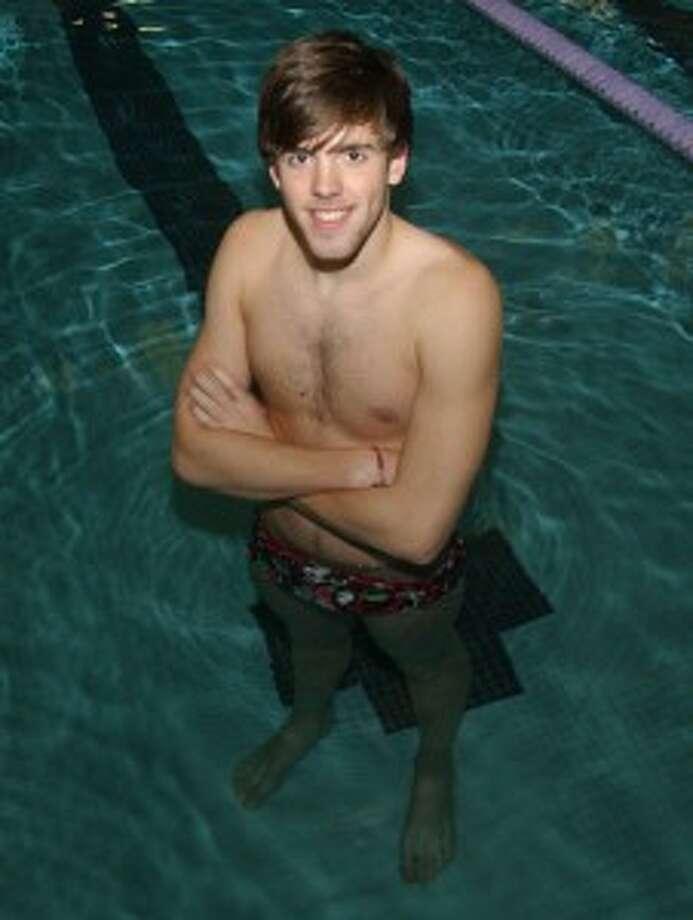 Westhill's Ryan Cutter will swim at Harvard next year