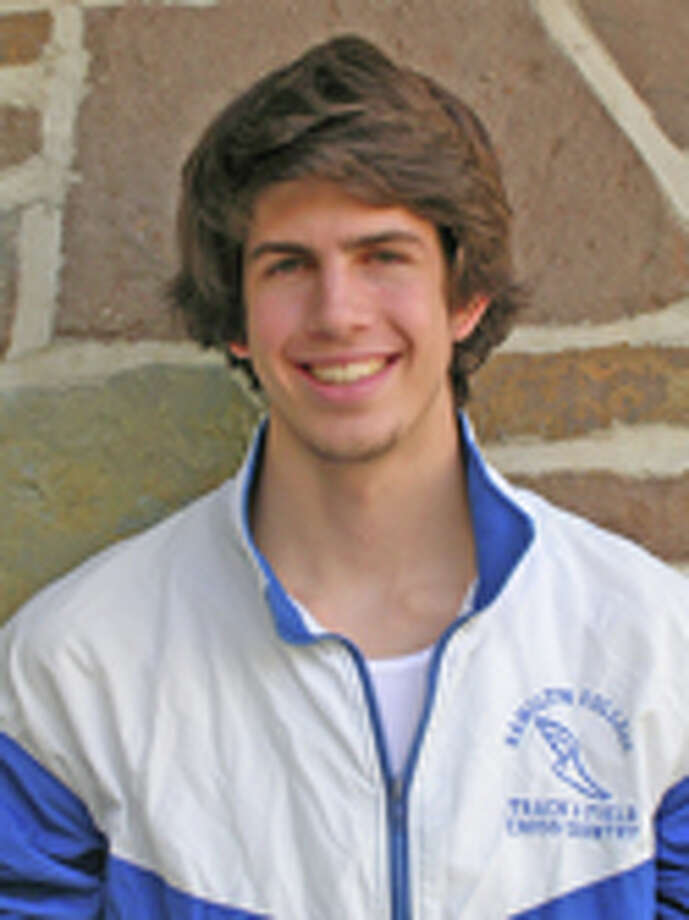 Grebey lauded for XC week.