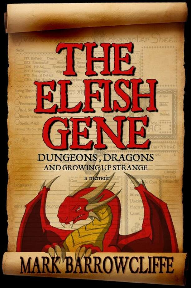 "This photo released by SoHo Press shows the cover of ""The Elfish Gene,"" by Mark Barrowcliffe.(AP Photo/SoHo Press) **NO SALES**"