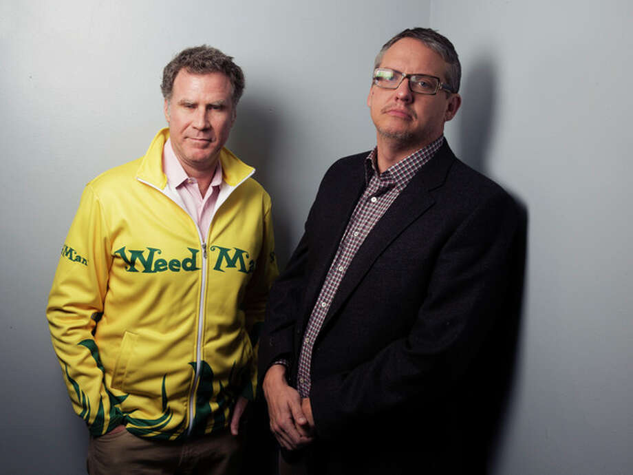 Ferrell and McKay: A partnership forged on jokes / Invision
