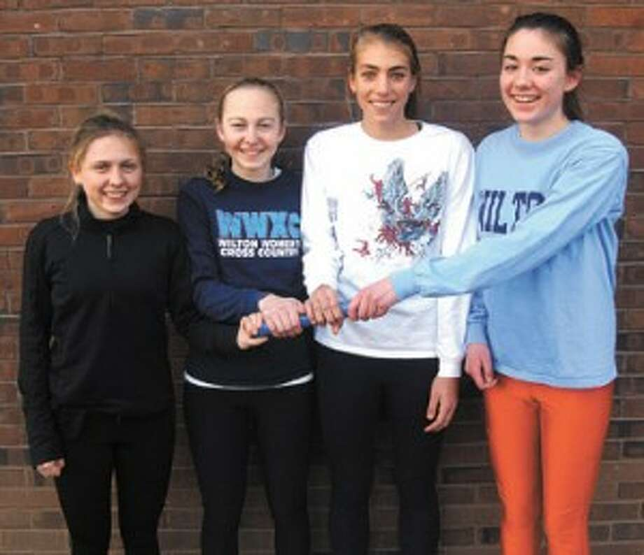 Warriors Run Well at New England Track Championships