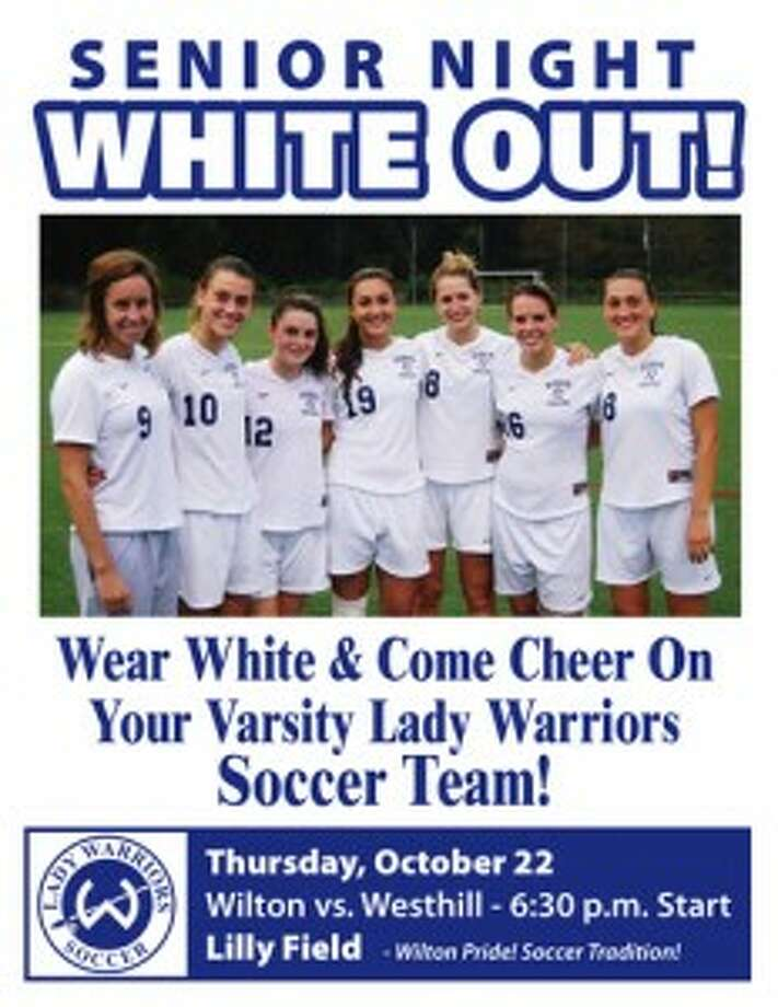 """Girls soccer is looking for a """"White Out"""""""