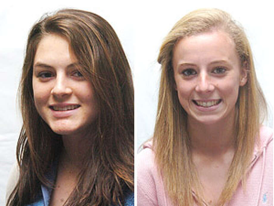 DeCarlo, Deardoff named All-Area in girls soccer