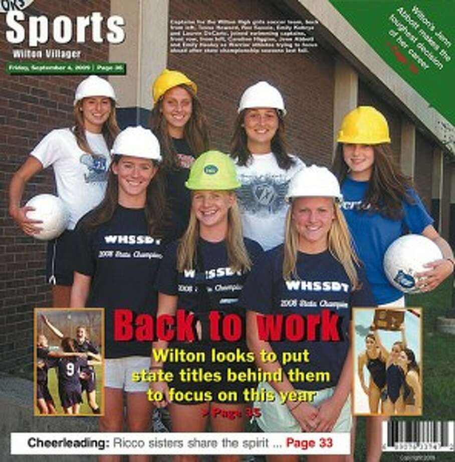 This Week In The Wilton Villager (Sept. 4, 2009 edition)