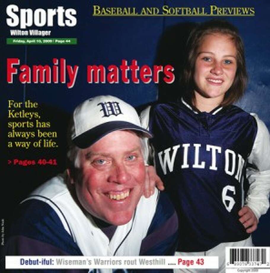 This Week In The Wilton Villager (April 10, 2009 edition)