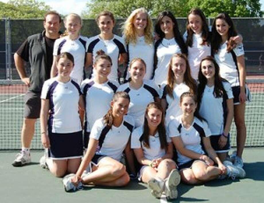 Girls Tennis: The Best Kept Secret On Campus
