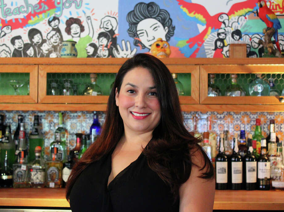 Alba Huerta, owner of Julep bar on Washington, has begun consulting on the bar program at the Original Ninfa's on Navigation. Photo: Legacy Restaurants