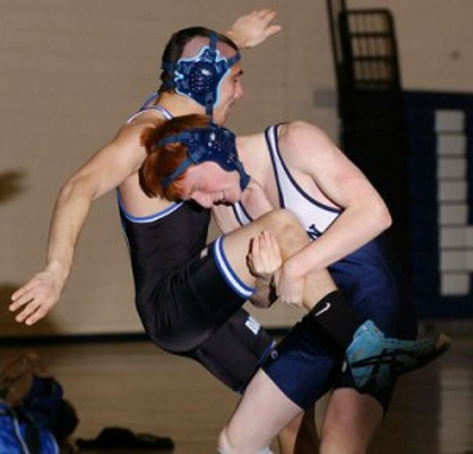 Wrestle With This Idea: Warriors defeat Darien