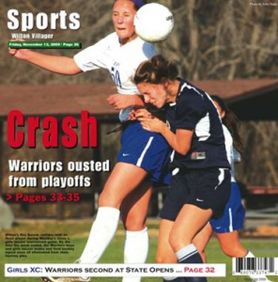 This week in the Wilton Villager (Friday, Nov. 13, 2009 edition)