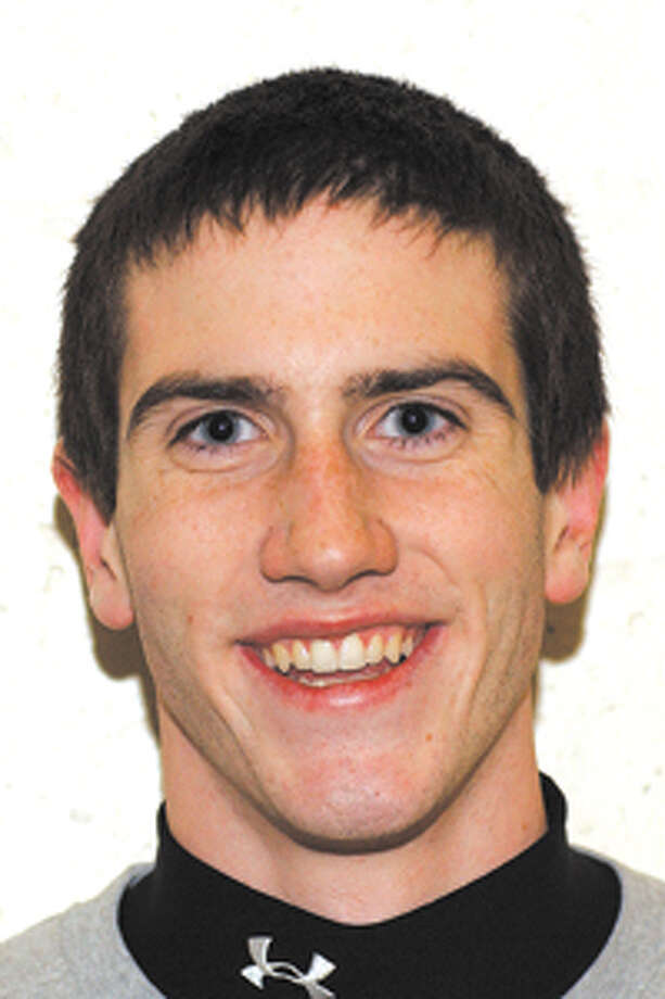 Tim Becker named to All-Area XC team