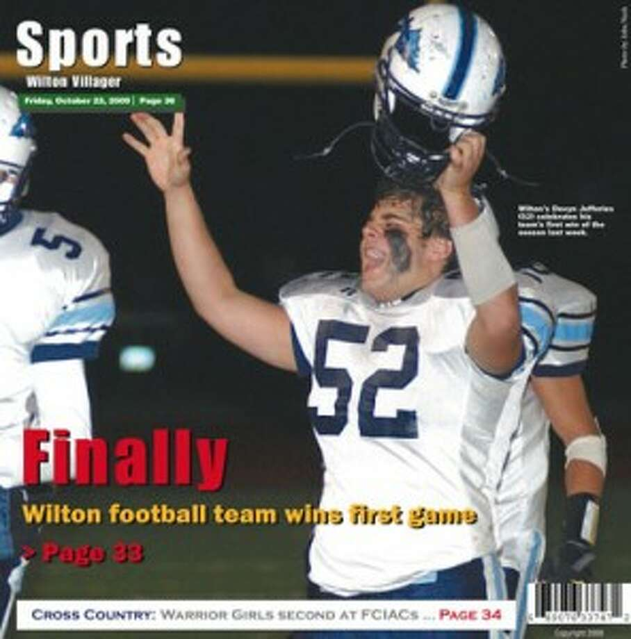 This week in the Wilton Villager (Friday, Oct. 23, 2009 edition)