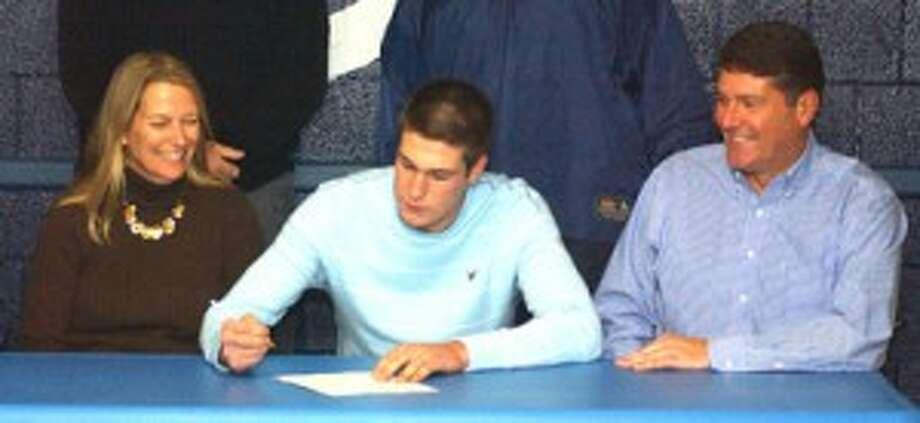 Signed, sealed, delivered ... He's yours, UConn