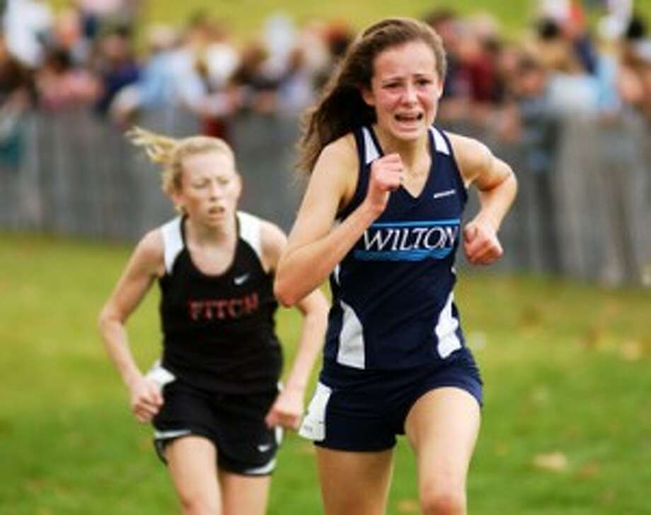Emotions in motion — Warriors run to Class L cross country championship