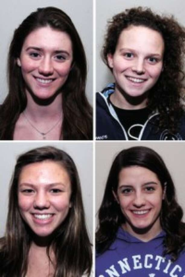 Higgins, O'Brien, Lattimer, Warburg named All-Area swimmers