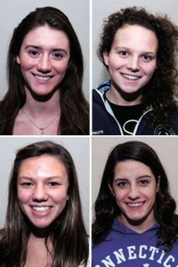 Higgins, O'Brien, Lattimer, Warburg named All-Area swimmers