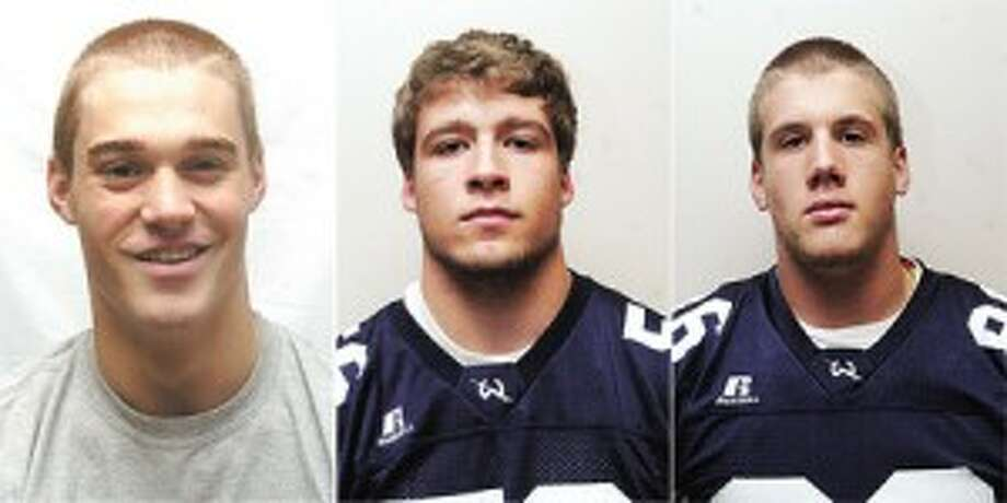 Three named to All-Area football team by The Hour