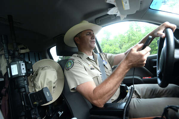Southeast Texas game wardens featured in Animal Planet
