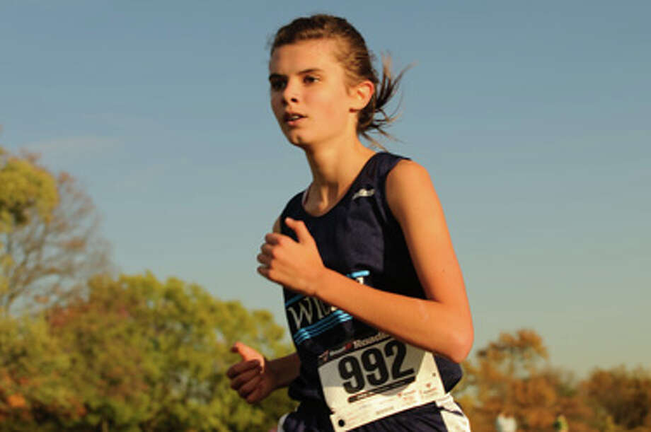 A newly written Paige in Wilton XC history
