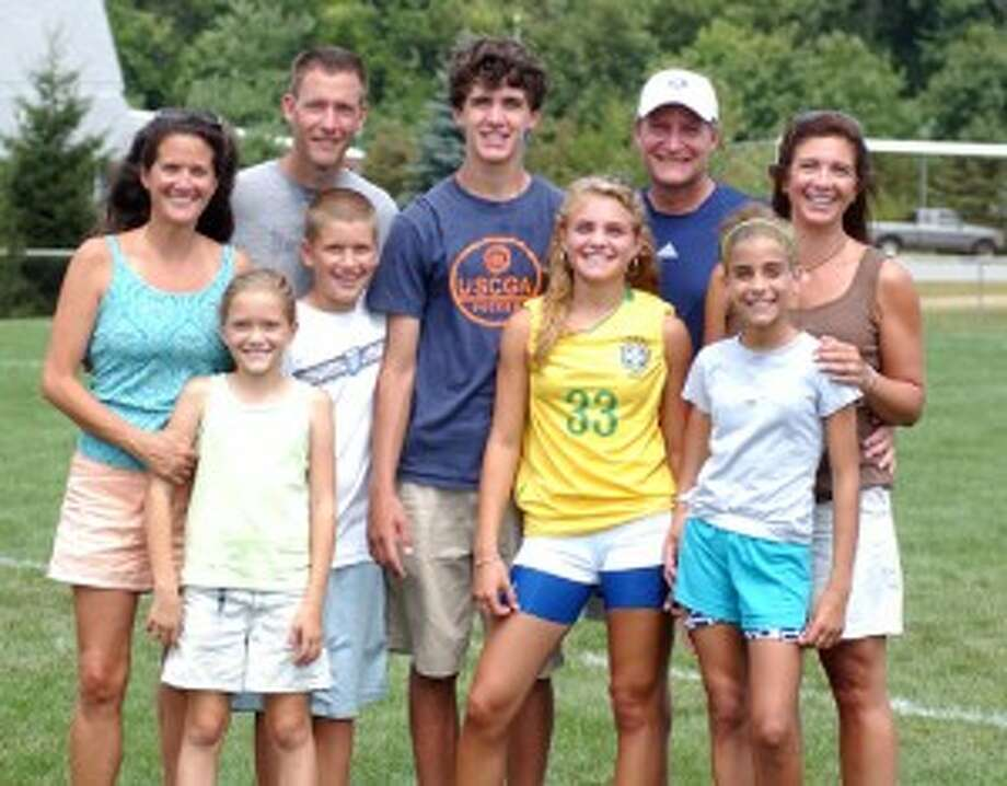 It Was Another Parsons Family Reunion On The Soccer Pitch