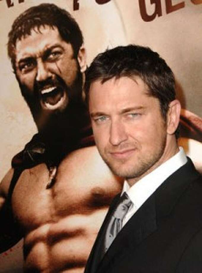 600!!! — Here's to Gerard Butler, Warrior Nation, and Cake (I can still wish, can't I?)