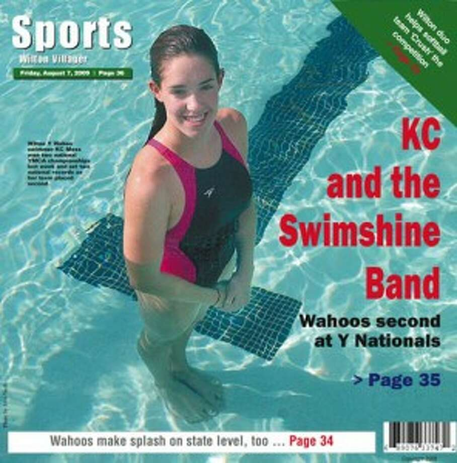This Week In The Wilton Villager (August 7, 2009 Edition)