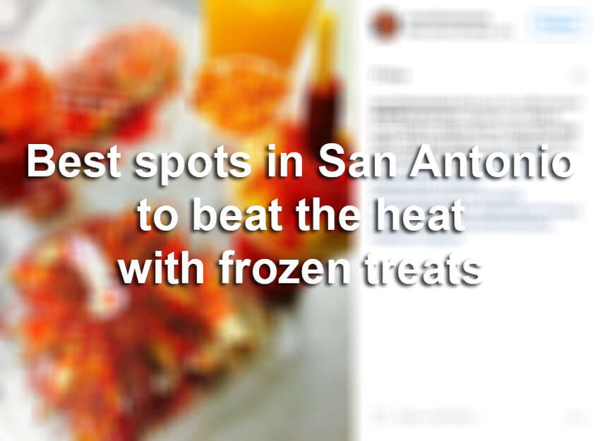 The best places in San Antonio to cool off during summer 2016.