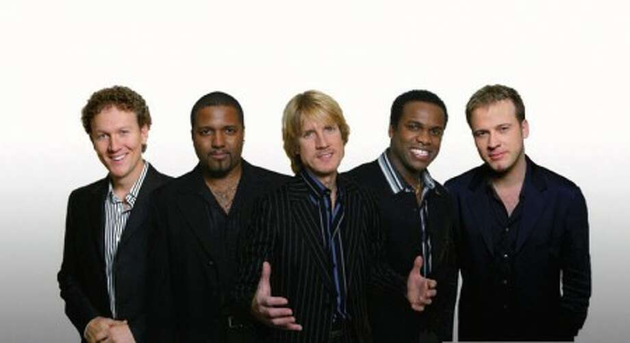 Rockapella rocks the Regina A. Quick Center for the Arts with