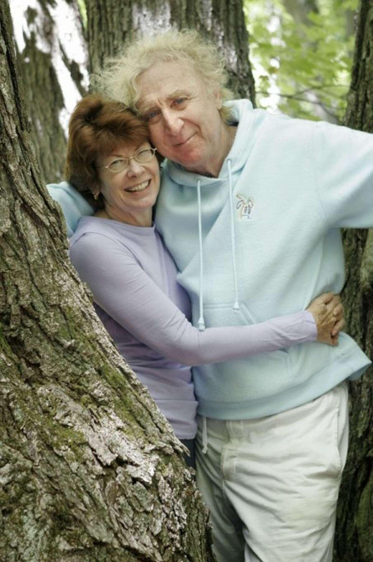 The Bartlett Arboretum & Gardens will honor Karen Wilder and her husband, actor Gene Wilder, for their commitment to the Arboretum at arbor*eating on Saturday, Sept. 26.