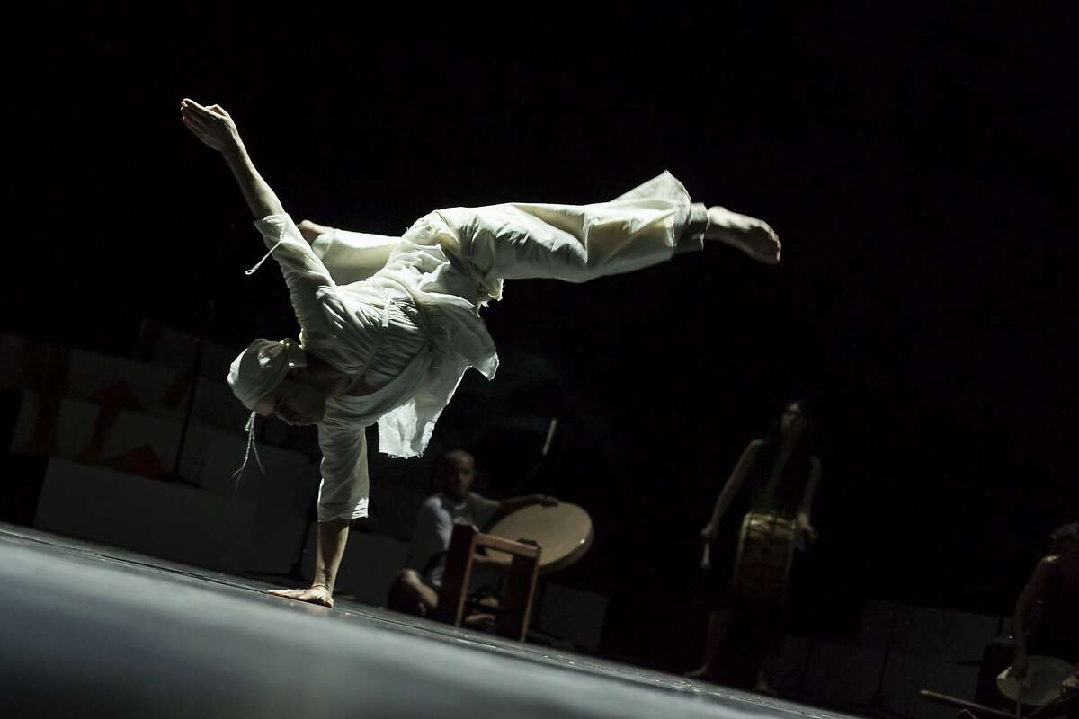 """Interdisciplinary dance troupe DANCE MONKS' latest project is """"Thaoli: People of the Corn."""""""